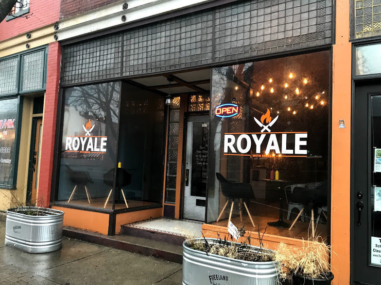 NWI Business Ins and Outs: Royale with Cheese brings hipster burgers to Michigan City