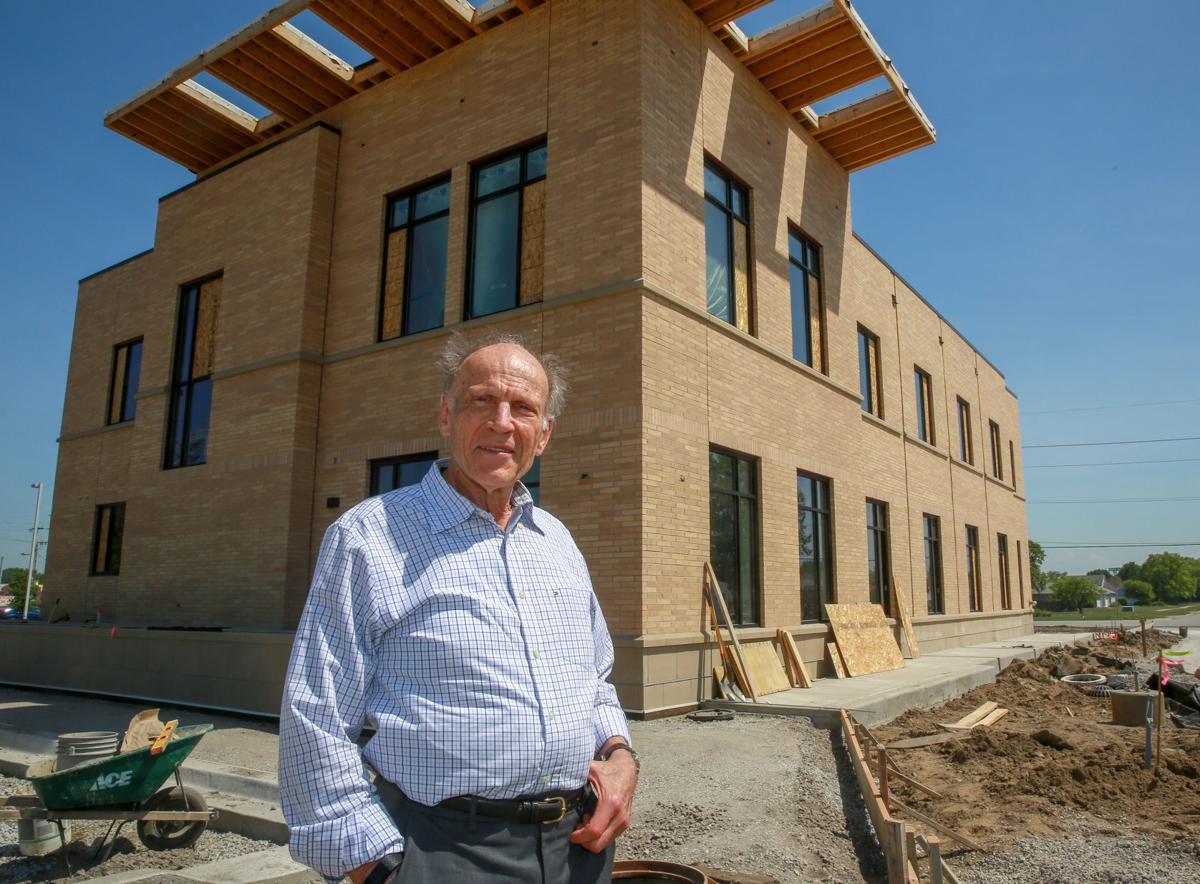 Dr. Claude Gendreau's Cardinal Campus
