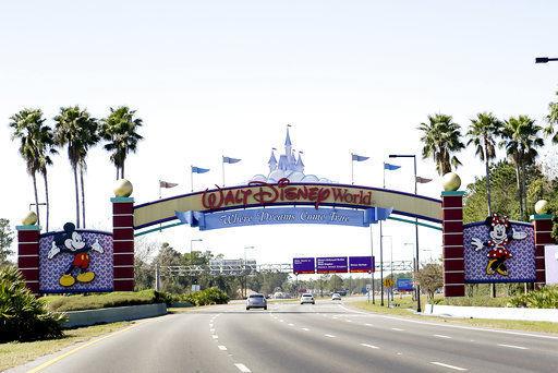 Mickey vs. the tax man: Disney, Universal fight tax bills