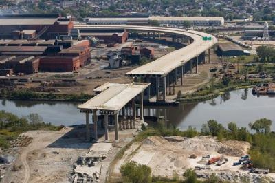 GPS may have told couple to drive off Cline Avenue bridge