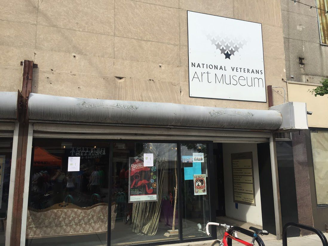 National Veterans Art Museum switching to online format during pandemic