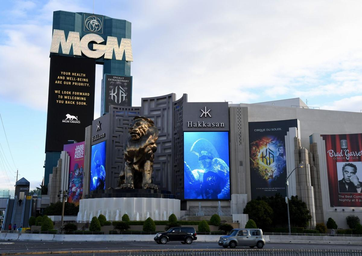 The MGM Grand has since resumed normal operating hours, which Mandalay Bay, Park MGM and The Mirage are scheduled to do next month.
