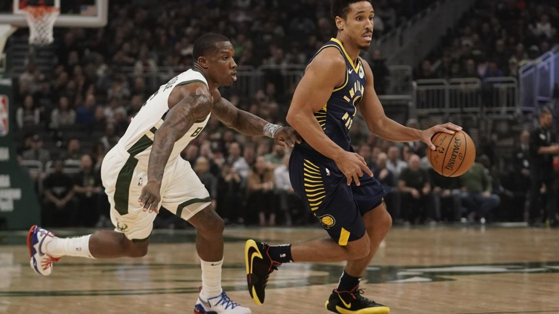 Pacers' Malcolm Brogdon in quarantine after positive test for virus