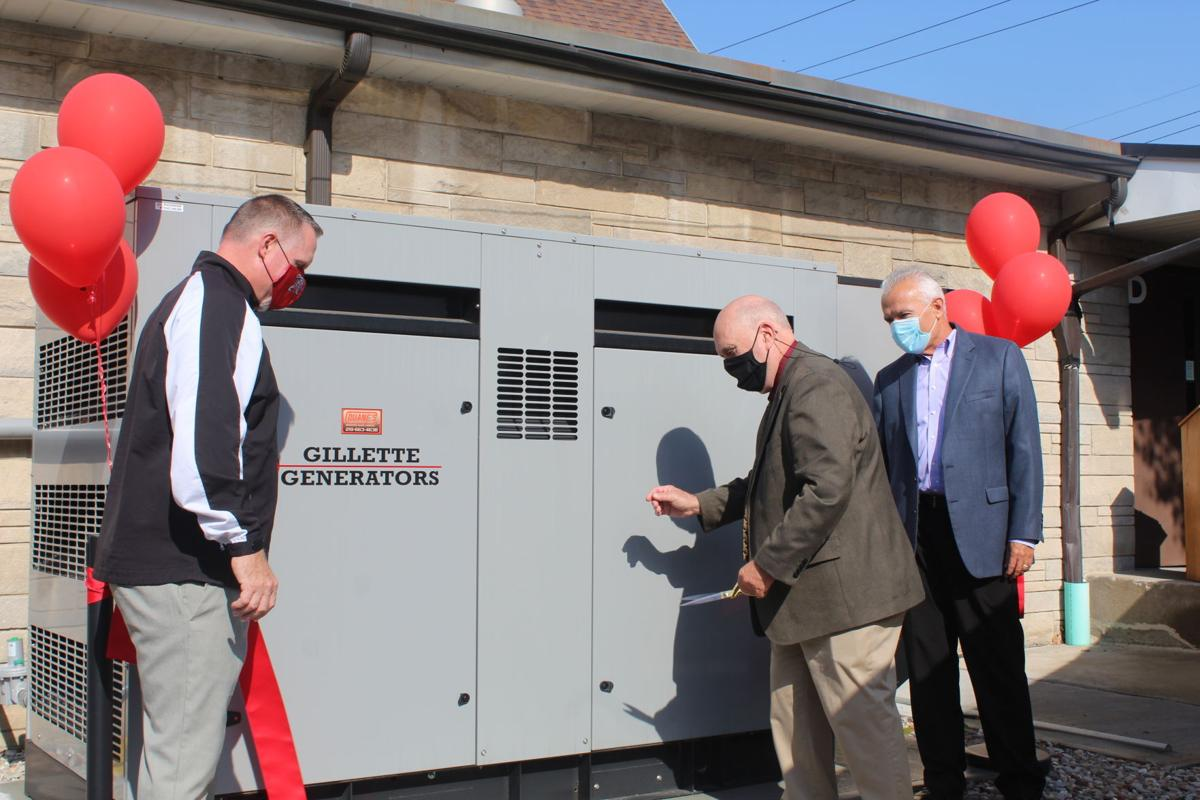 First United Methodist unveils new warming, cooling center in Crown Point