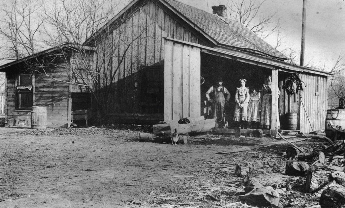 Kankakee River farm