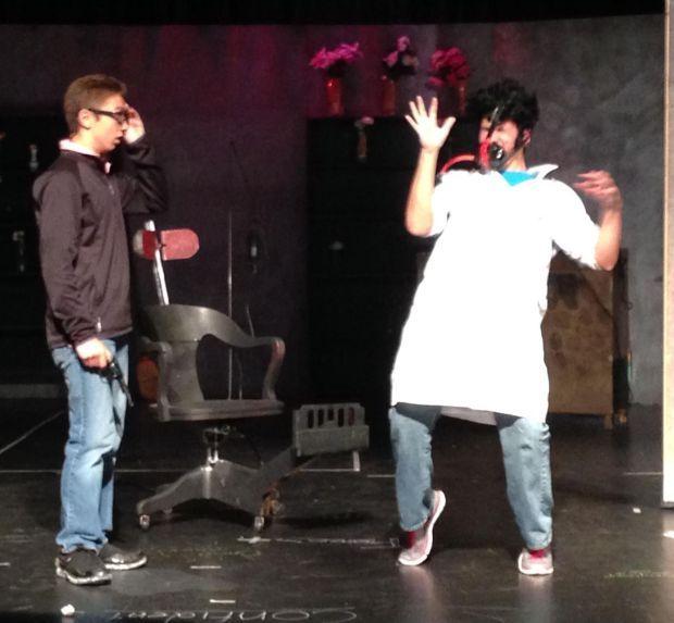 KV Theatre Kompany presents 'Little Shop of Horrors'