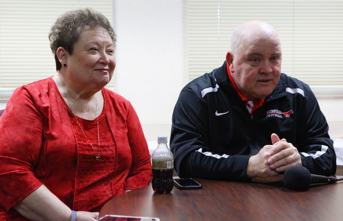 Coach Leroy Marsh announces retirement