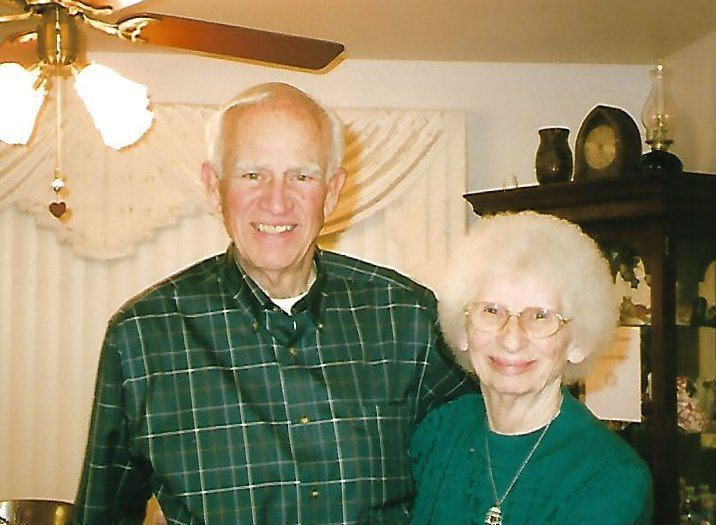 Happy 60th anniversary, mom and dad