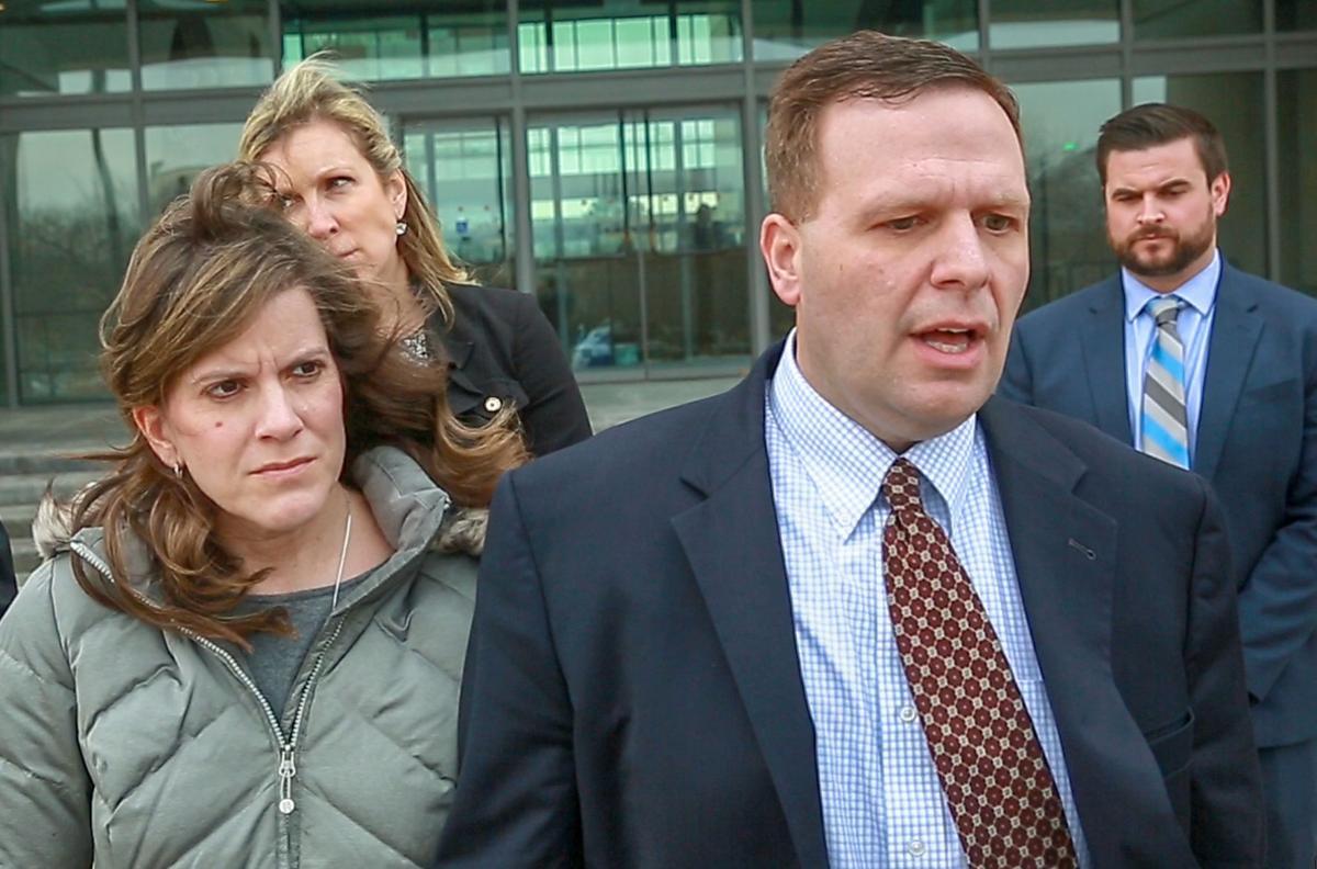Convicted former Portage mayor's sentencing postponed until September