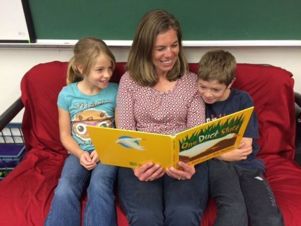 Cooks Corners launches '20 Together' reading program