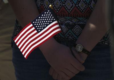 Arlington Cemetery flag
