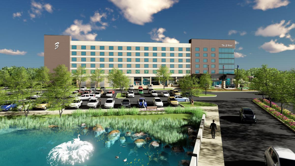 Radisson at Star Plaza replacement to get more conference space