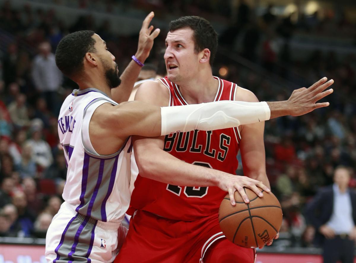 Kings Bulls Basketball