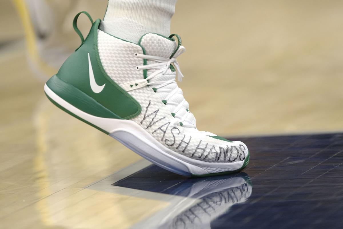 Virus Outbreak Celtics Pacers Basketball