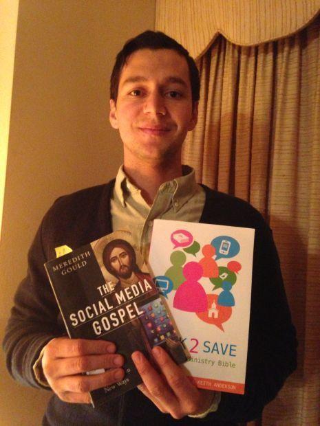 Catholic Theological Union Graduate Student Johan Alexander Castañeda of Chicago