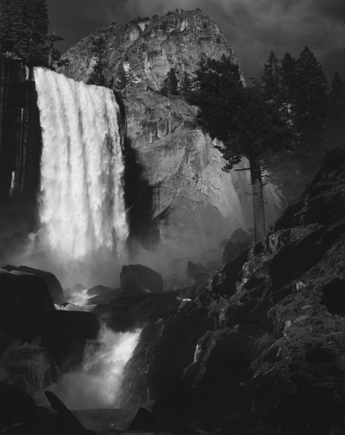 Big-name Ansel Adams show on display in Munster