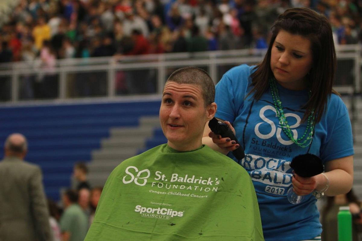 Rocking the bald