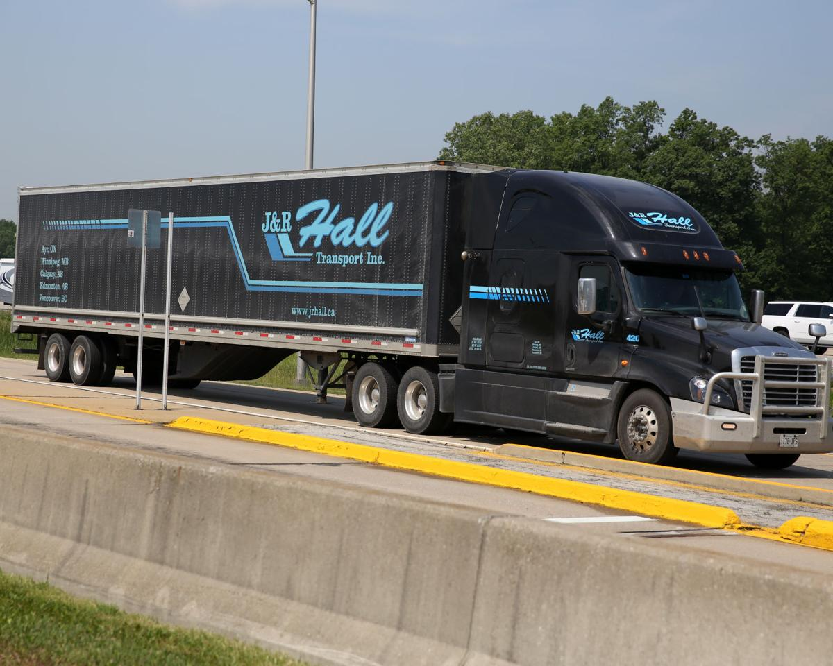 New technology aimed at catching trucking scofflaws