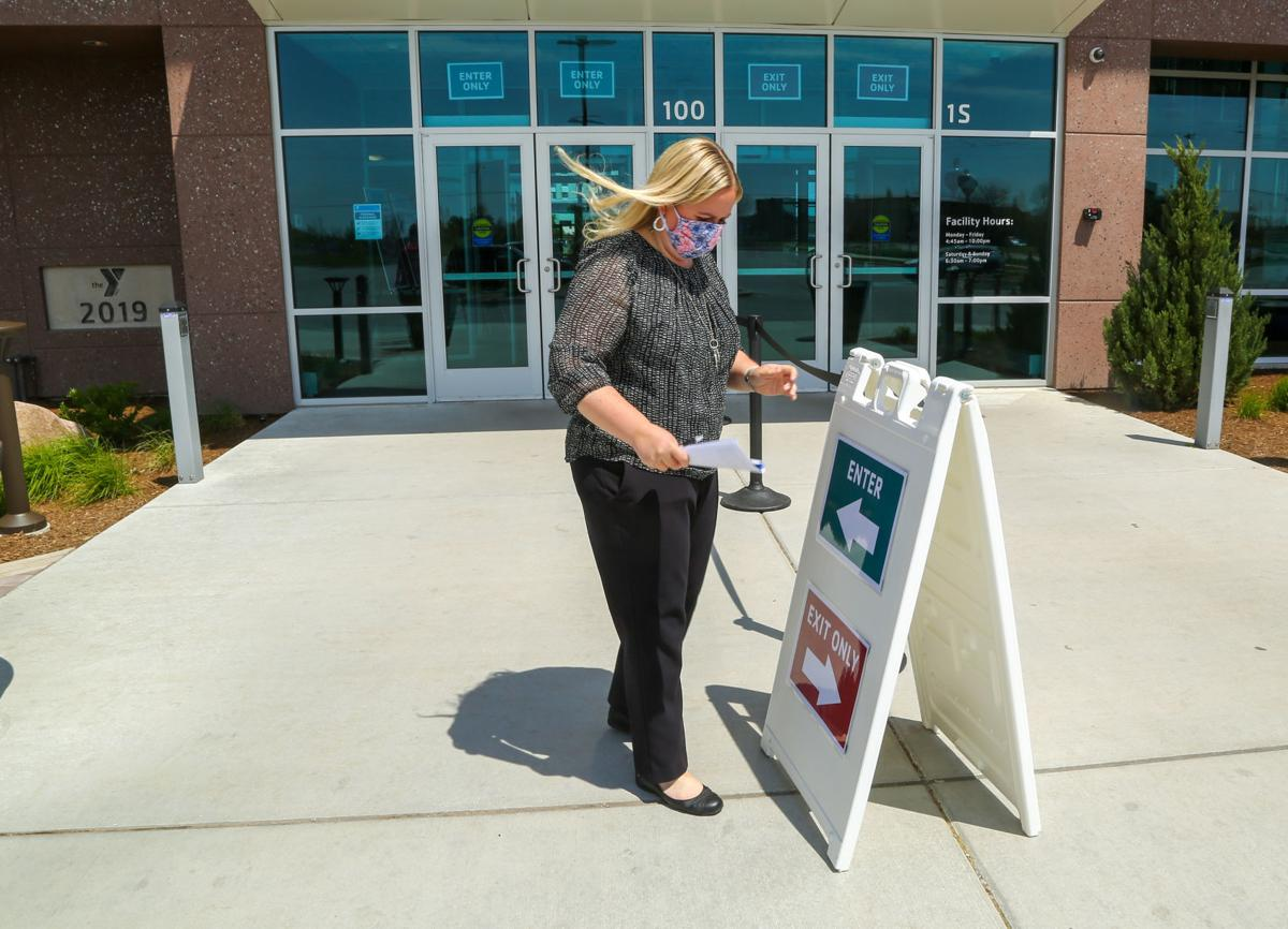 Crossroads YMCA is reopening its doors on May 24