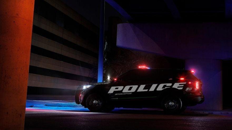 Region-made Police Interceptor deemed fastest cop car