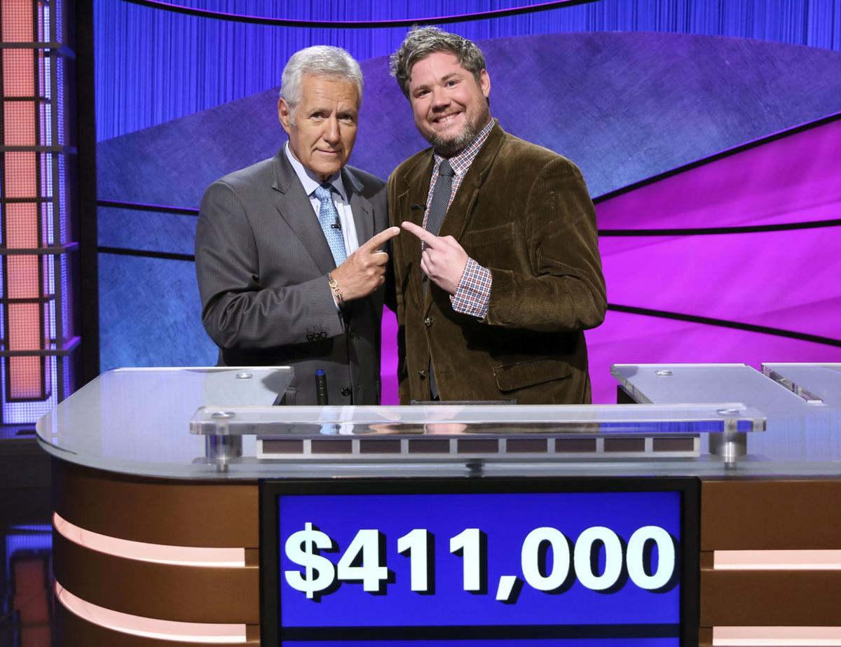 CORRECTION TV-Jeopardy Champ