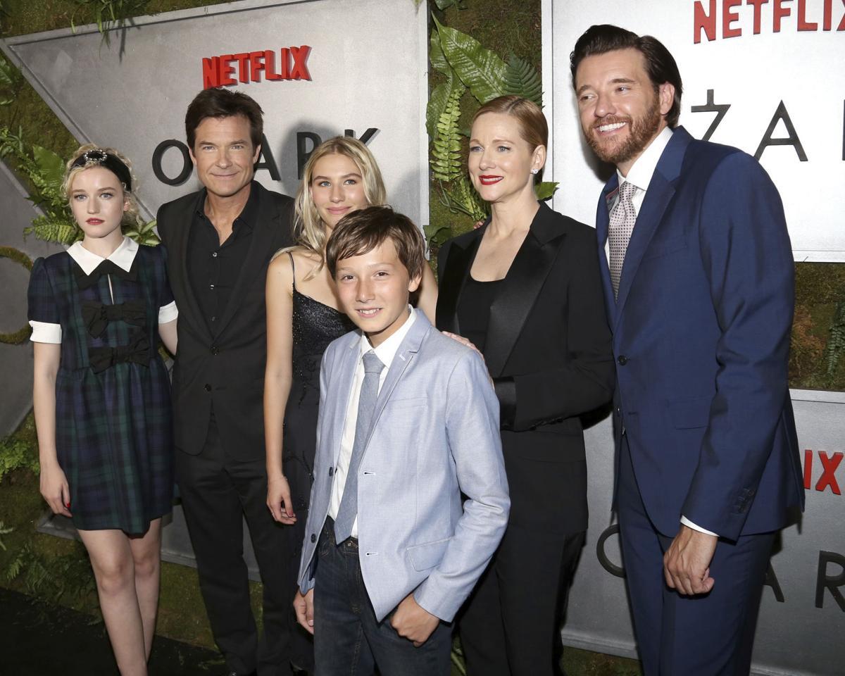 "NY Premiere of Netflix's ""Ozark"""