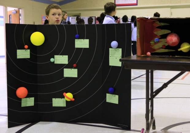 solar system science projects about - photo #25