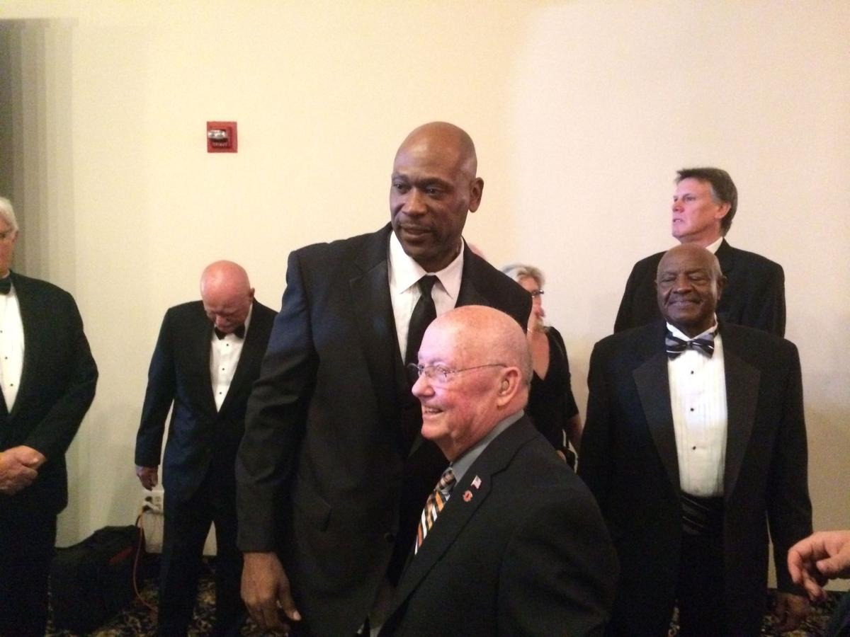 Glenn Robinson inducted into Indiana Basketball HOF