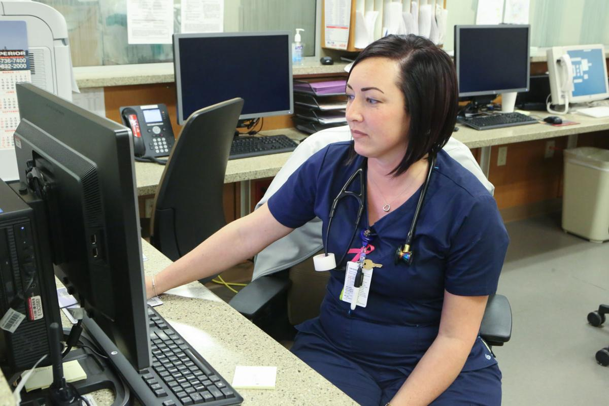 Franciscan Health nurses
