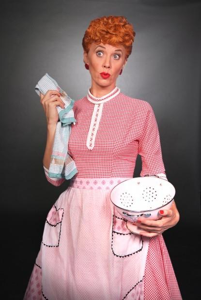 Sirena Irwin As Lucy Ricardo