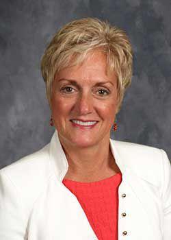 Ginger Bolinger, Duneland School superintendent
