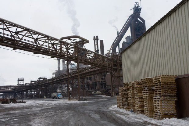 Steel production jumps by 13,000 tons in the Great Lakes region