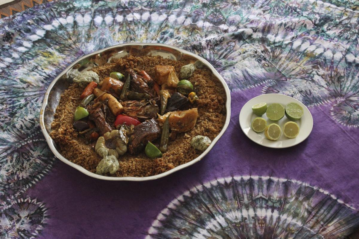 Africa Food Blogging