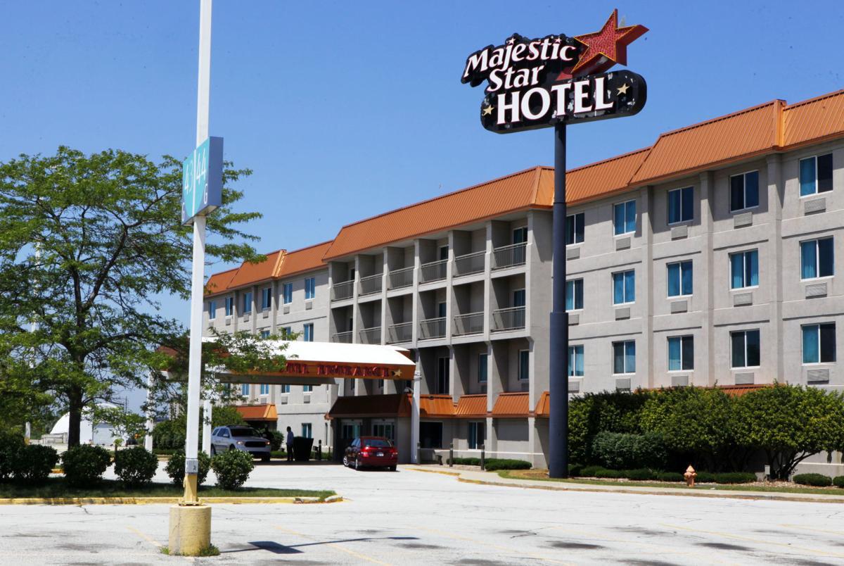 Majestic Star Hotel closed