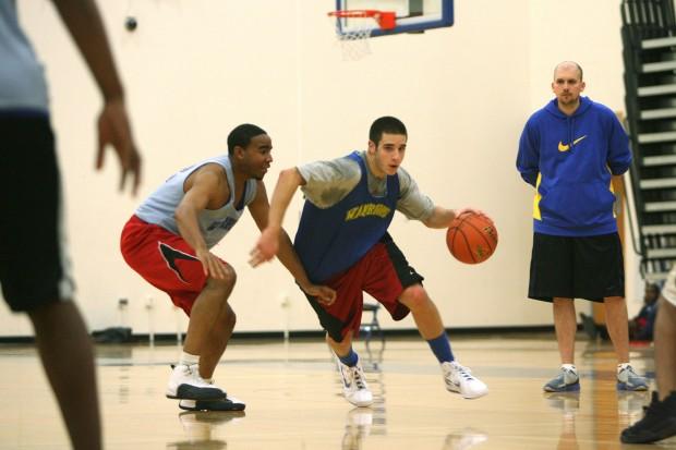 Matt Ryndak Wants To Keep Crete Monee Basketball Moving
