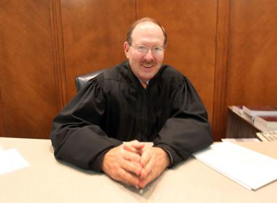 Porter County Courthouse, Judge David Chidester