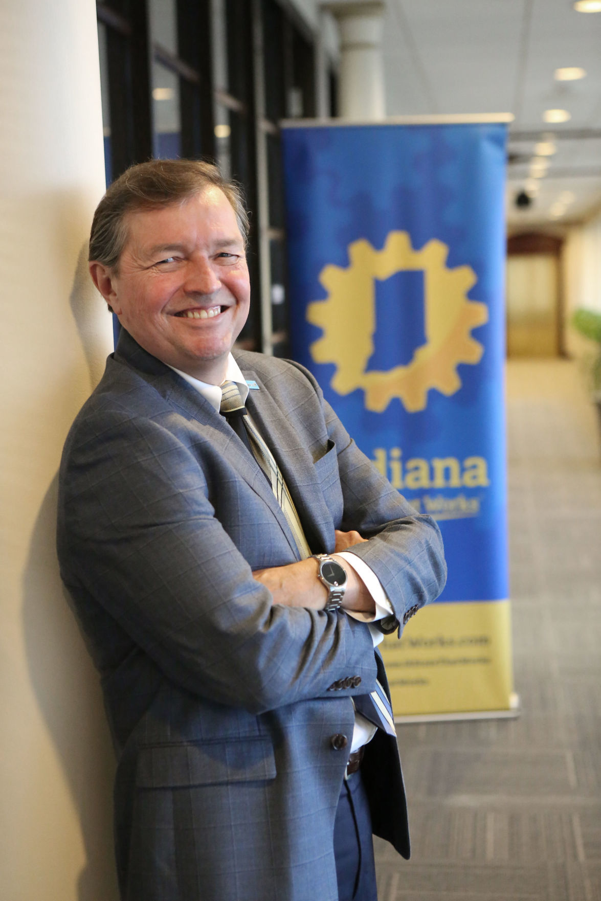 NIPSCO's Dan Babcock to be honored at The 2018 Rail Supply Chain Summit