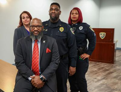 Gary police officers graduate