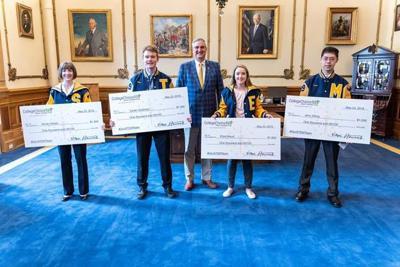 2019 Governor's STEM Team