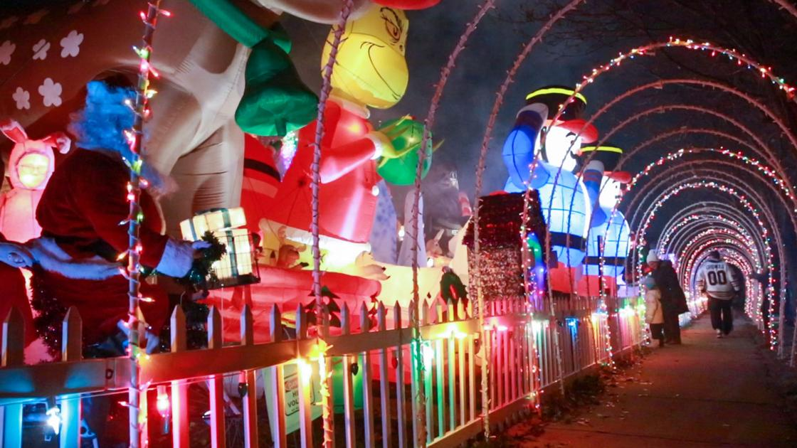 Peteyville holiday lights display called off due to COVID-19