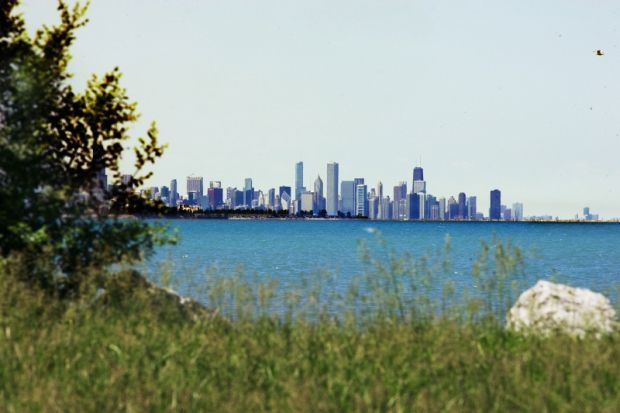 chicago skyline from nwi special sections