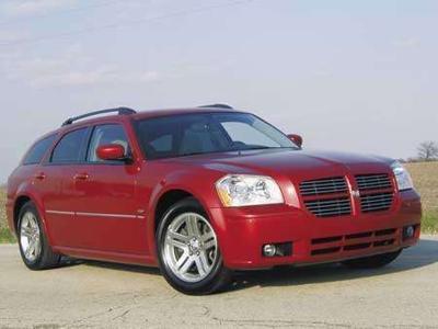 2005 Dodge Magnum RT: A true power wagon