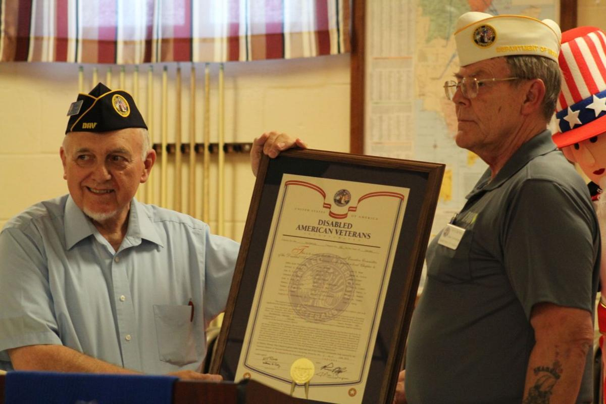 Disabled American Veterans founds new Porter County chapter
