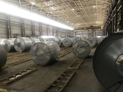 Steel production up 2.7% this year