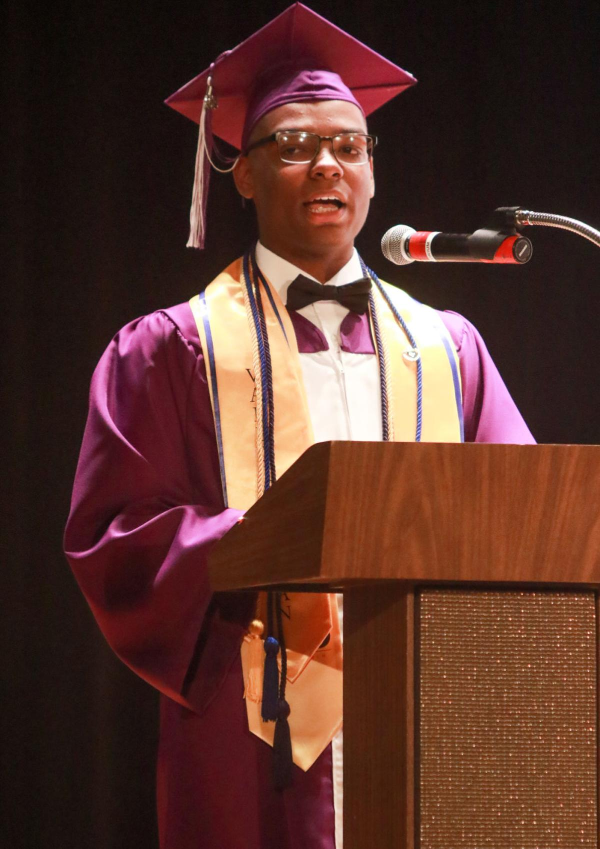 Hammond High graduation