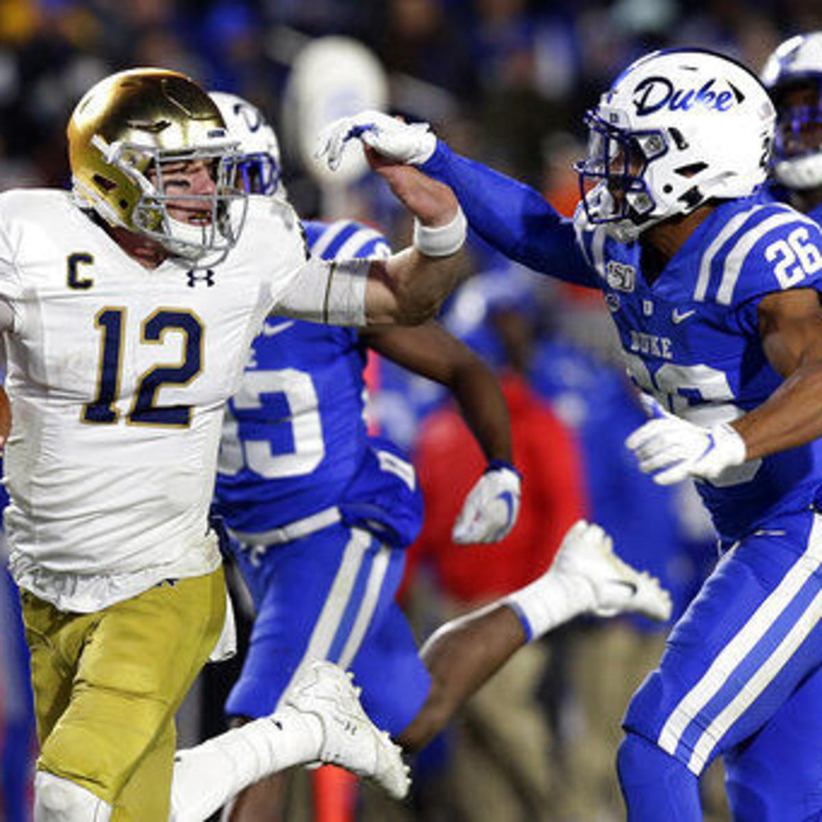 Notre Dame To Play For Acc Championship Share Nbc Revenue In 2020 Sports Nwitimes Com