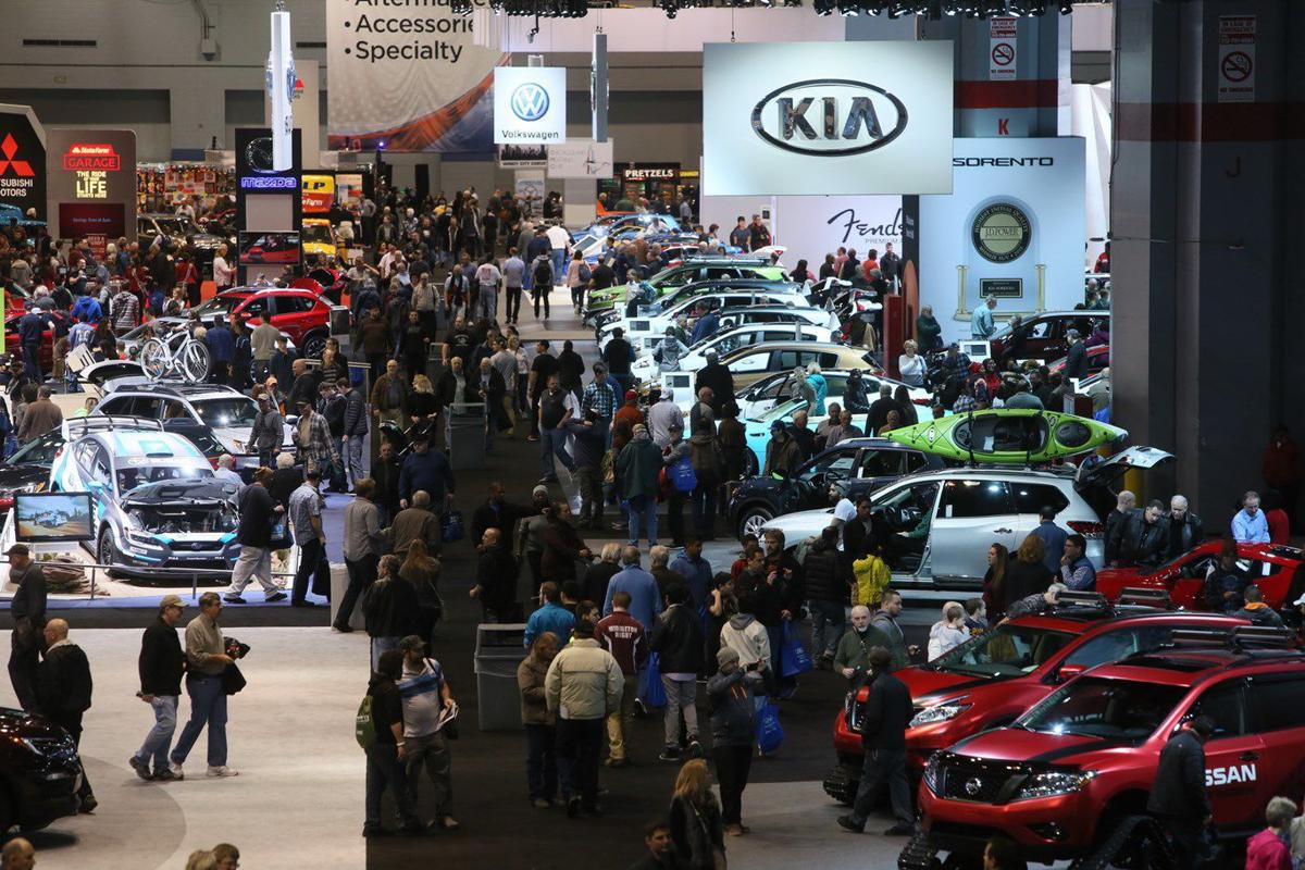 Chicago Auto Show: Northwest Indiana, start your engines!