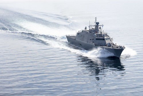 Navy ship to be commissioned at Port of Indiana-Burns Harbor
