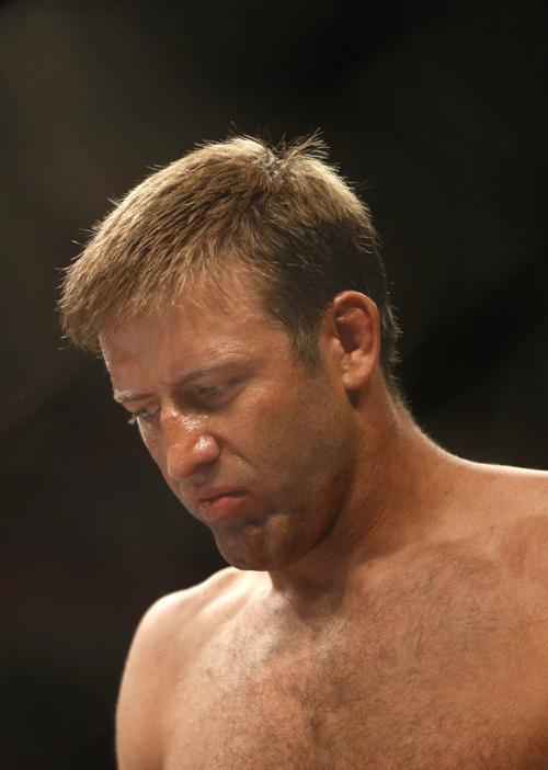 UFC Fighter Arrested