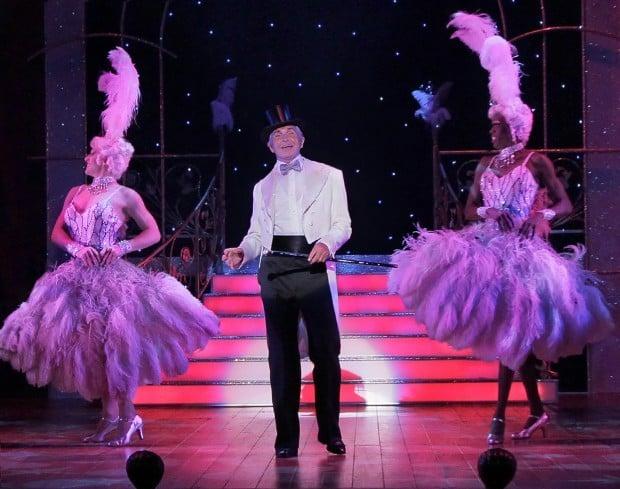 George Hamilton stars in Broadway tour of La Cage Aux Folles